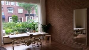 Praktijkruimte voor massage