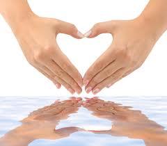 handen hart